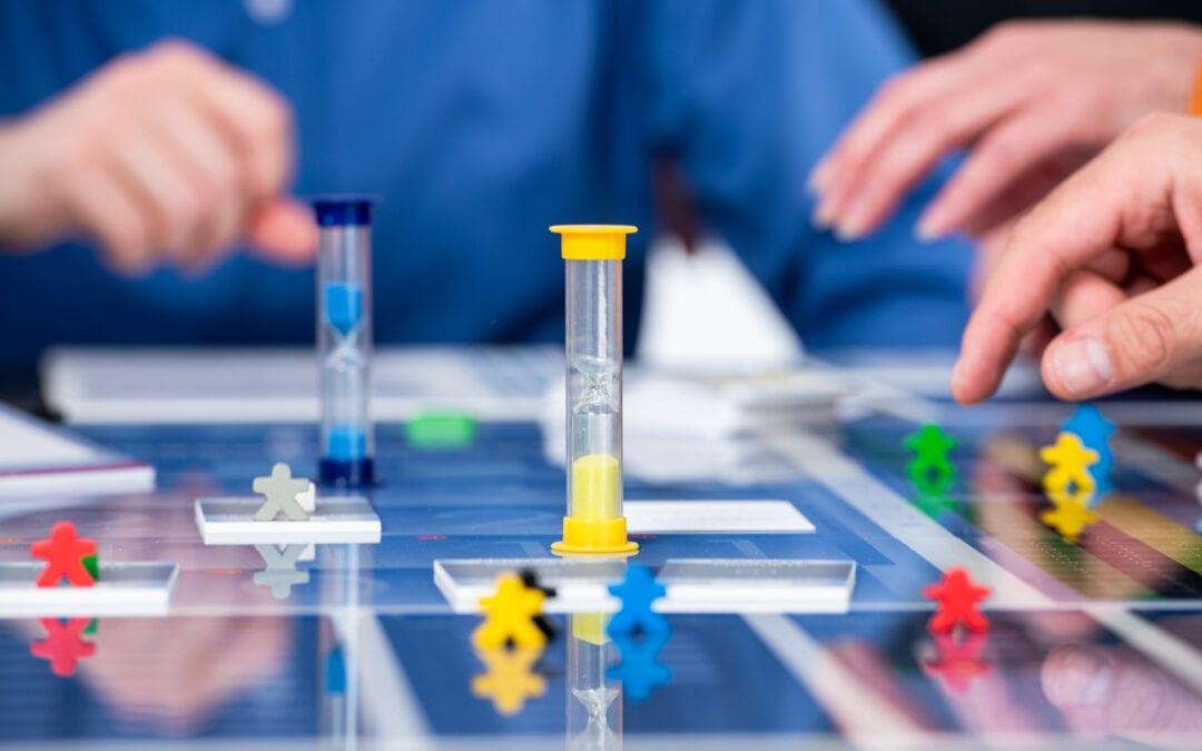 Warum Brettspielsimulationen in Seminaren ideal sind, um persönliches Verhalten transparent zu machen